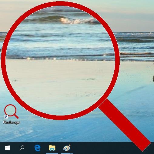 Pixelscope screenshot